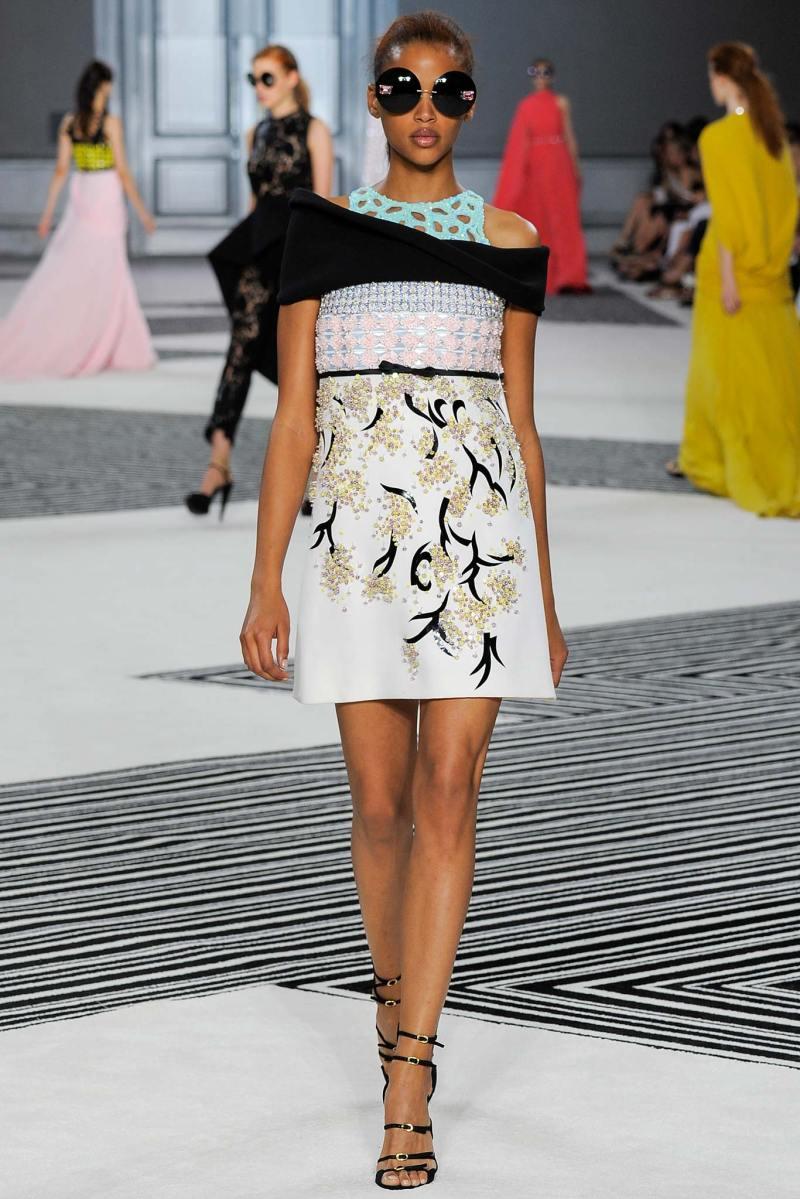 Giambattista Valli Haute Couture FW 2015 Paris (31)