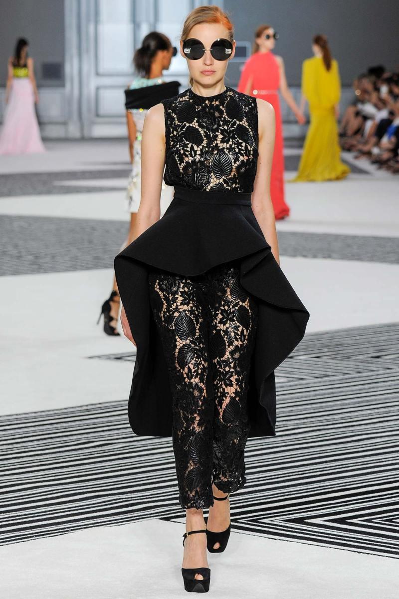 Giambattista Valli Haute Couture FW 2015 Paris (32)