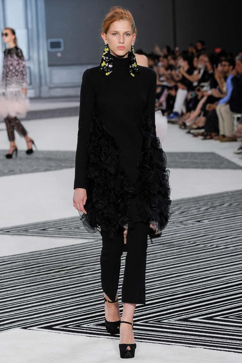Giambattista Valli Haute Couture FW 2015 Paris (4)