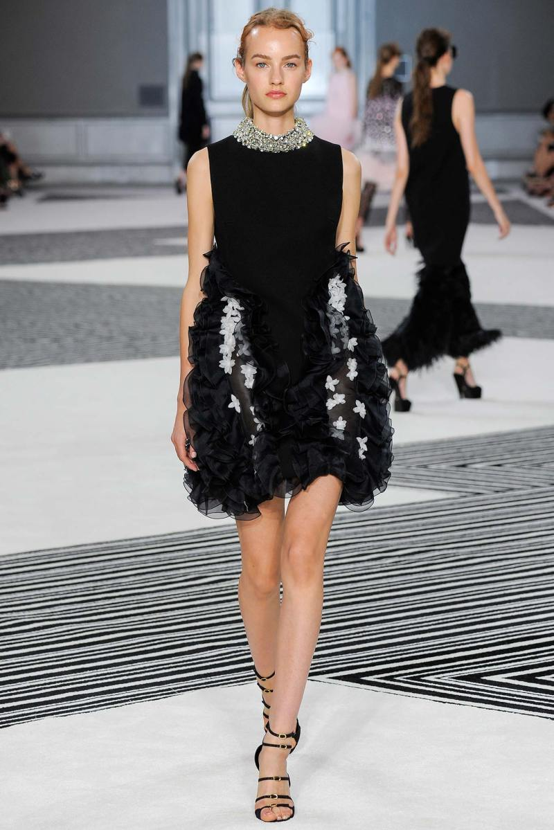 Giambattista Valli Haute Couture FW 2015 Paris (7)