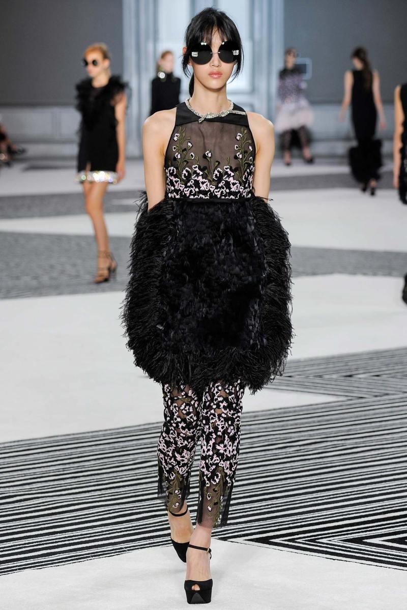 Giambattista Valli Haute Couture FW 2015 Paris (8)