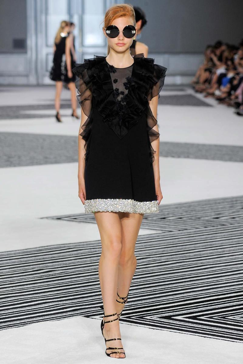 Giambattista Valli Haute Couture FW 2015 Paris (9)