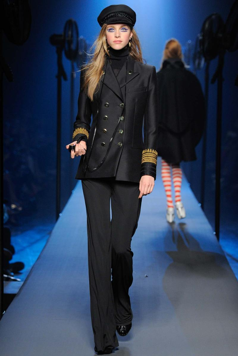Jean Paul Gaultier Haute Couture FW 2015 Paris (13)