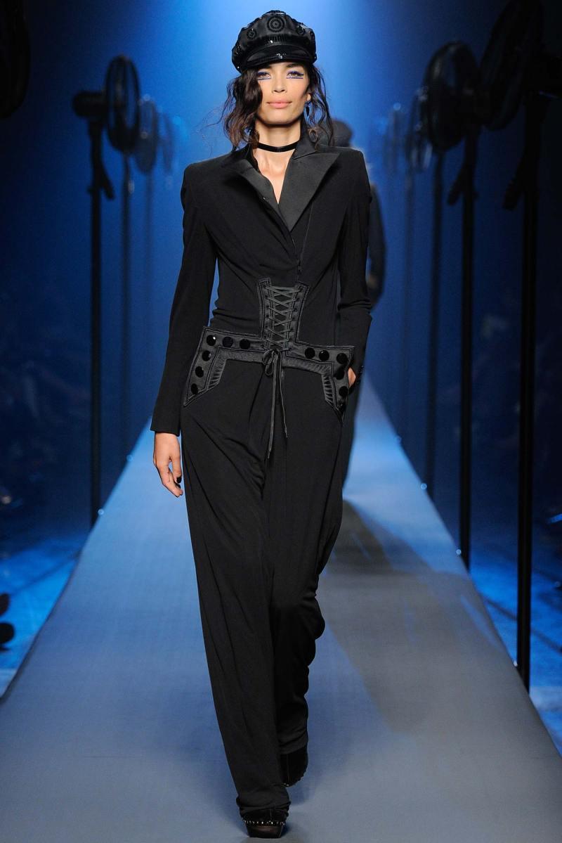 Jean Paul Gaultier Haute Couture FW 2015 Paris (14)