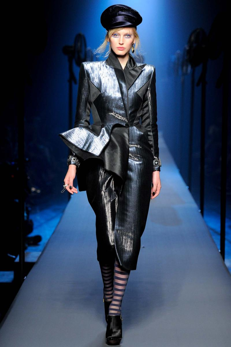 Jean Paul Gaultier Haute Couture FW 2015 Paris (16)