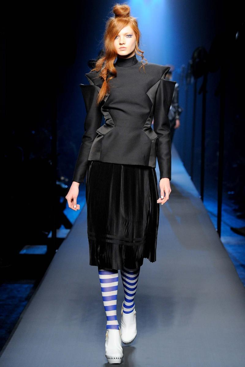 Jean Paul Gaultier Haute Couture FW 2015 Paris (17)