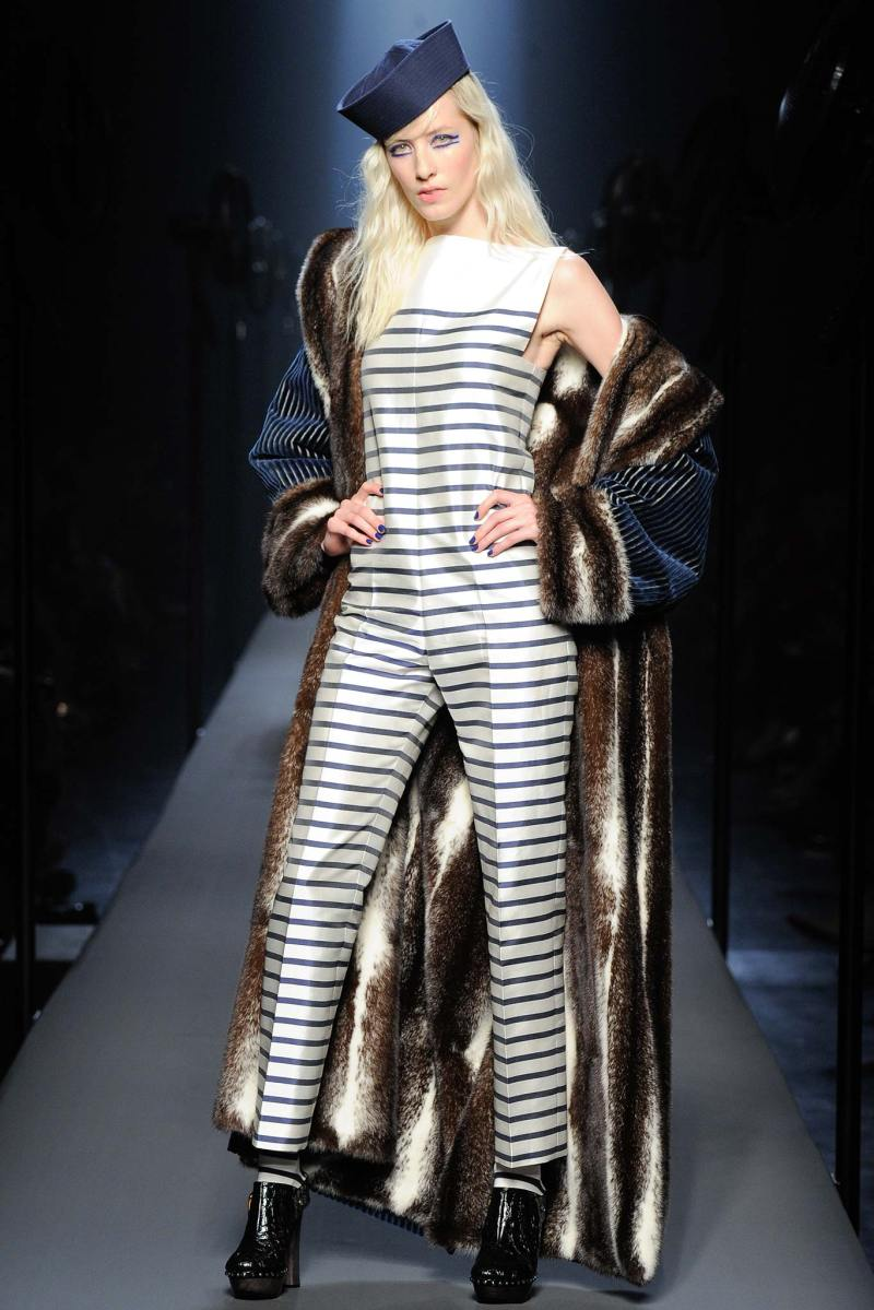 Jean Paul Gaultier Haute Couture FW 2015 Paris (3)