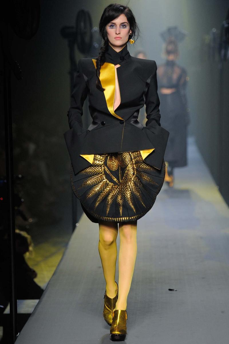 Jean Paul Gaultier Haute Couture FW 2015 Paris (35)