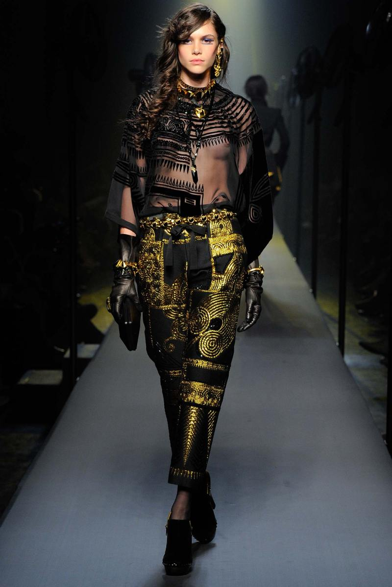 Jean Paul Gaultier Haute Couture FW 2015 Paris (36)
