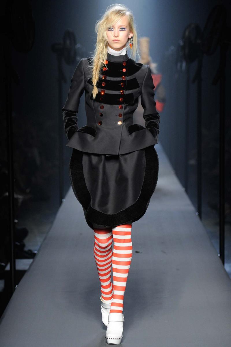 Jean Paul Gaultier Haute Couture FW 2015 Paris (40)
