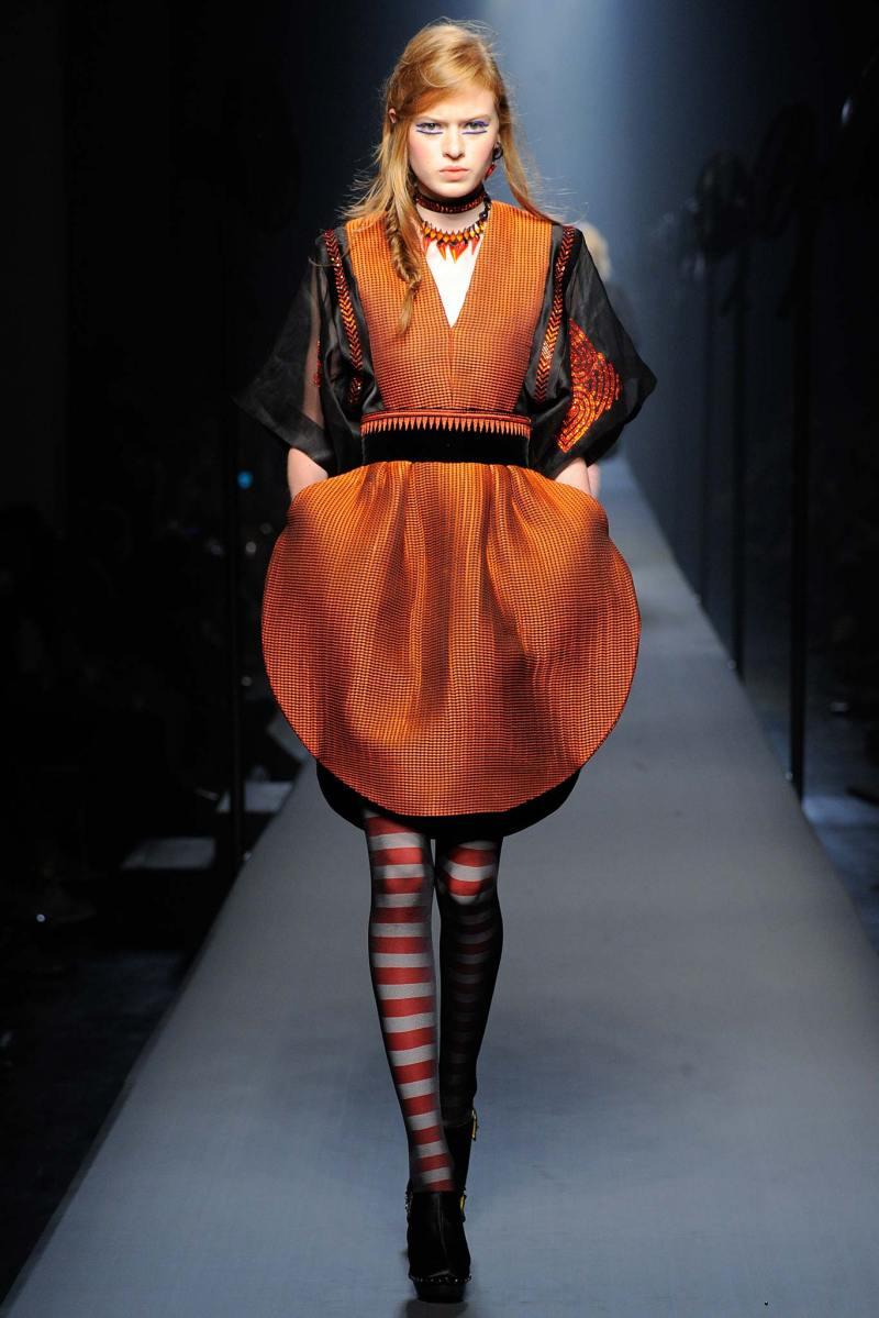 Jean Paul Gaultier Haute Couture FW 2015 Paris (41)