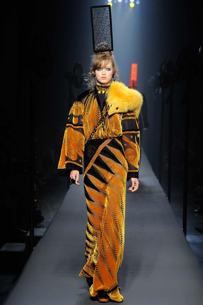 Jean Paul Gaultier Haute Couture FW 2015 Paris (47)