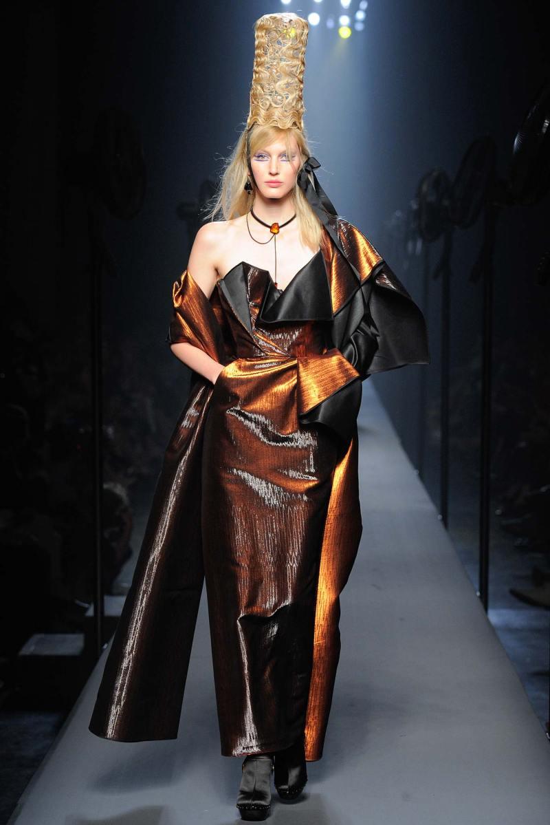 Jean Paul Gaultier Haute Couture FW 2015 Paris (50)
