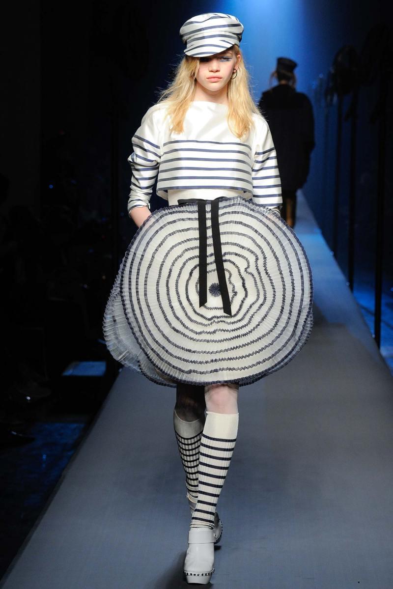 Jean Paul Gaultier Haute Couture FW 2015 Paris (8)