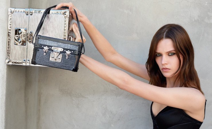 Louis Vuitton Bags FW 2015-2016 Ad Campaign (8)