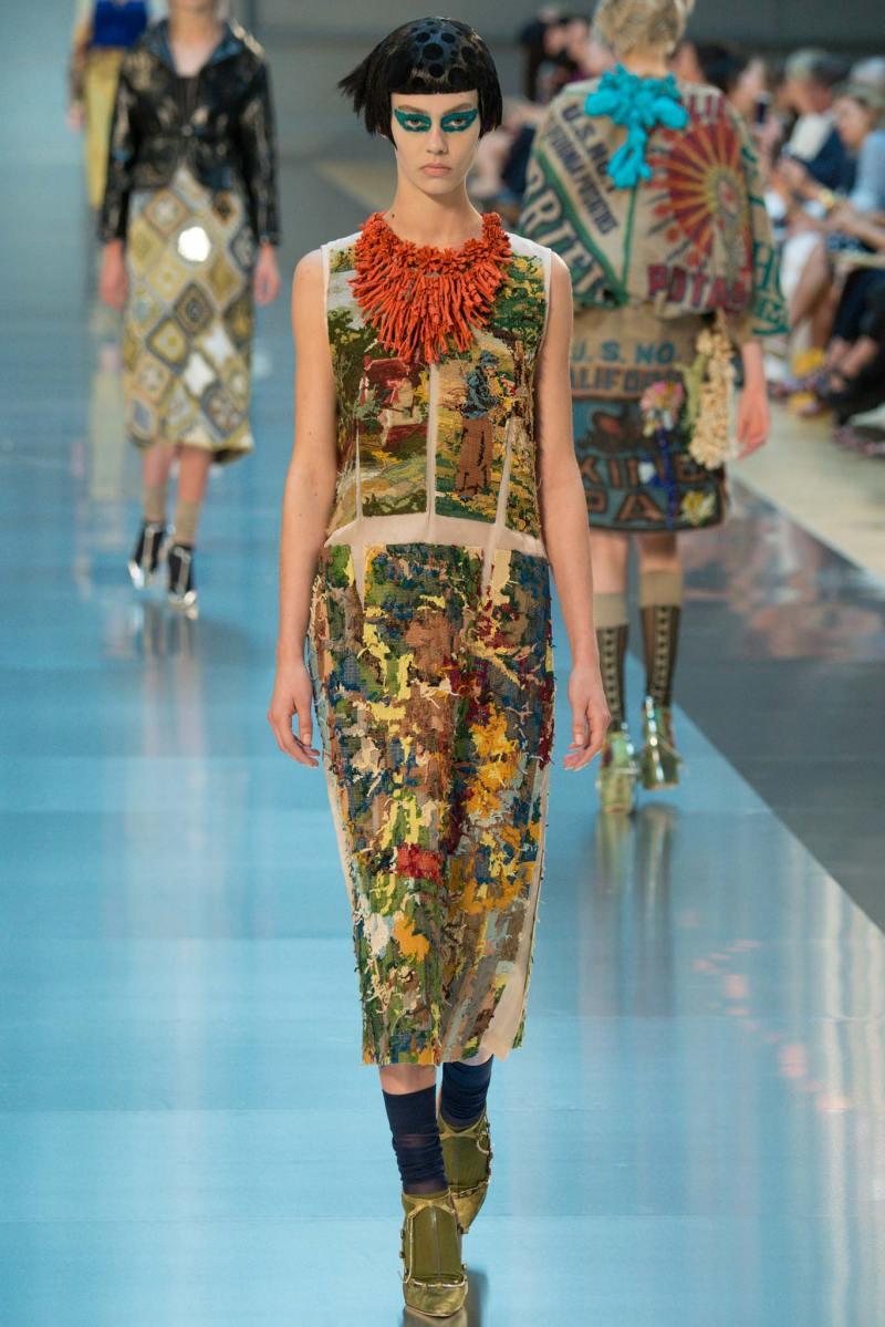 Maison Margiela Haute Couture FW 2015 Paris (19)