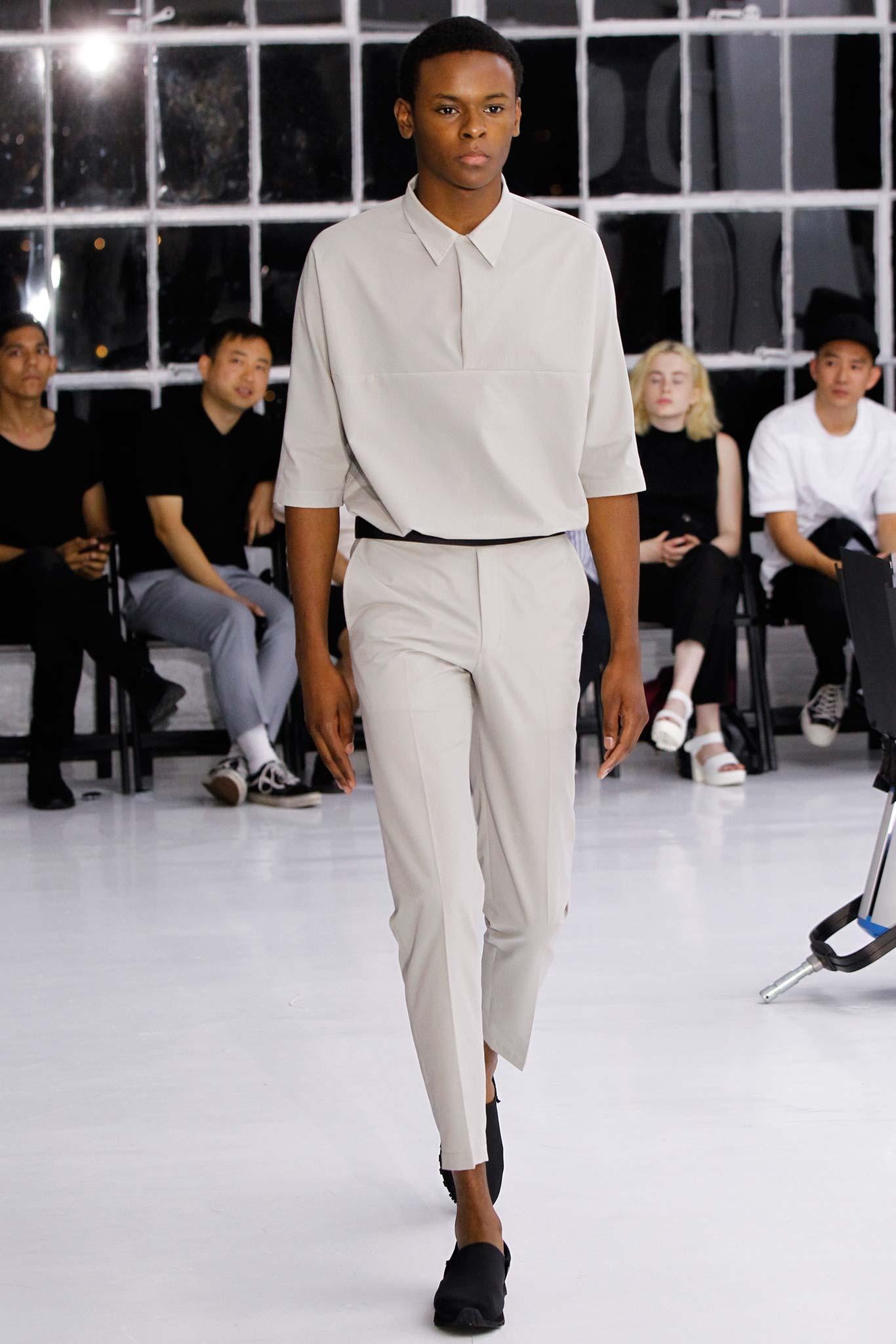 N.Hoolywood SS 2016 NYFW Menswear