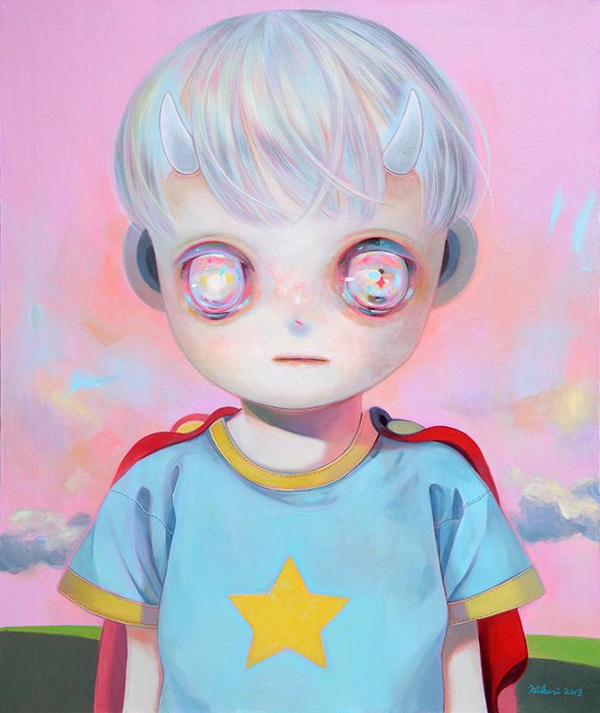 Paintings by Hikari Shimoda (7)