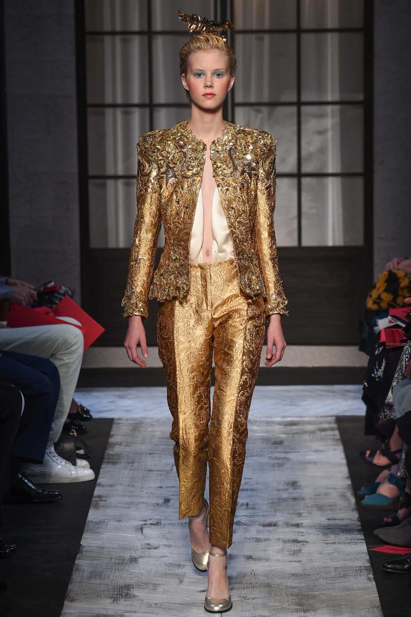 Schiaparelli Haute Couture FW 2015 Paris (25)