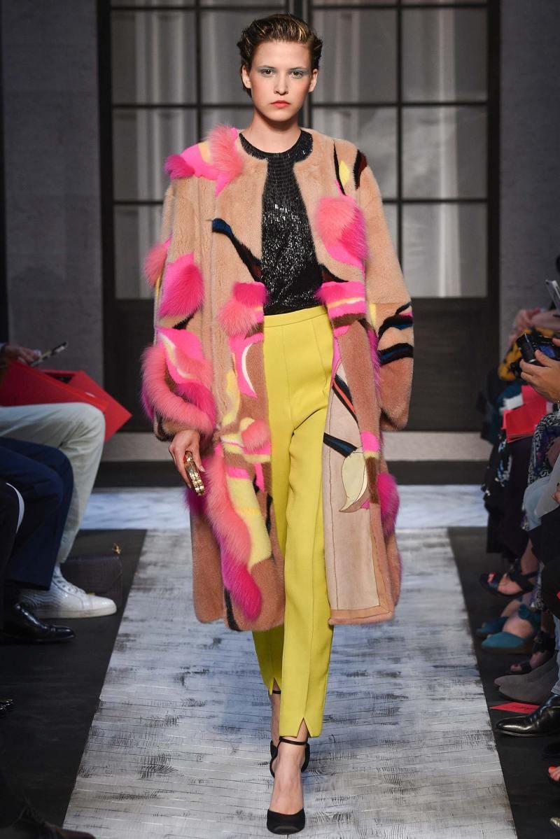 Schiaparelli Haute Couture FW 2015 Paris (6)