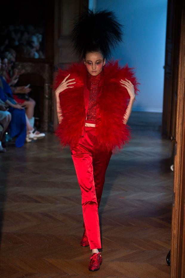 Serkan Cura Haute Couture FW 2015 Paris (12)