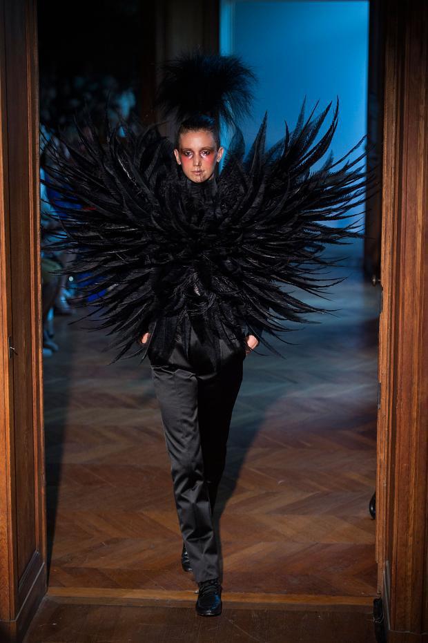 Serkan Cura Haute Couture FW 2015 Paris (14)