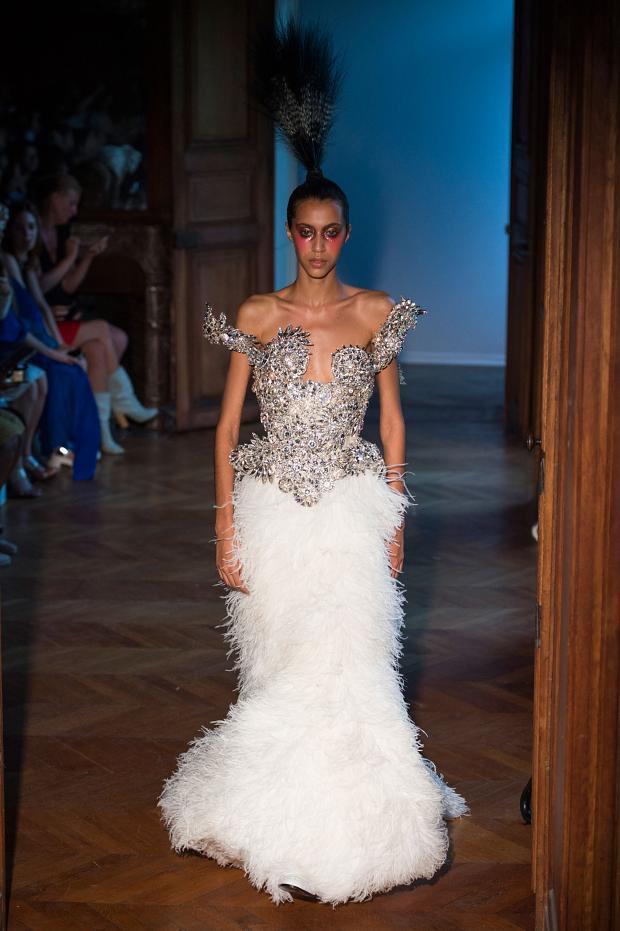 Serkan Cura Haute Couture FW 2015 Paris (20)