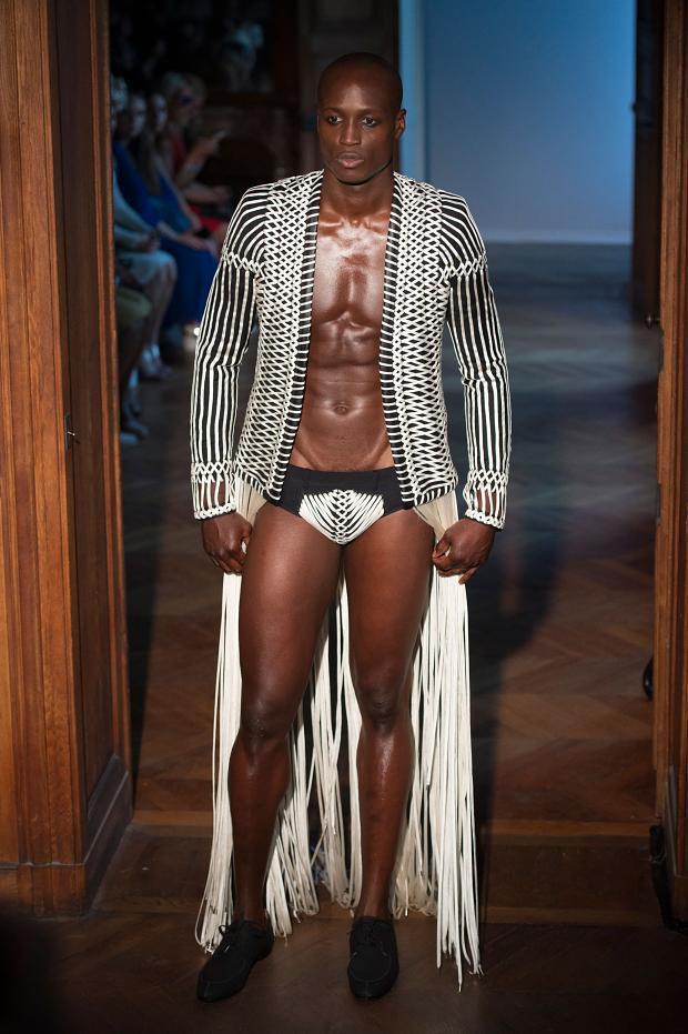 Serkan Cura Haute Couture FW 2015 Paris (9)