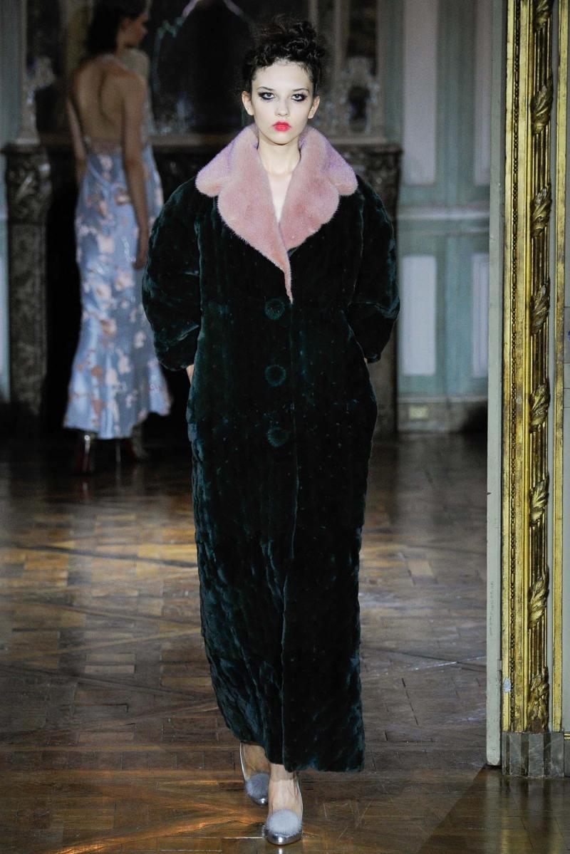 Ulyana Sergeenko Haute Couture FW 2015 Paris (13)