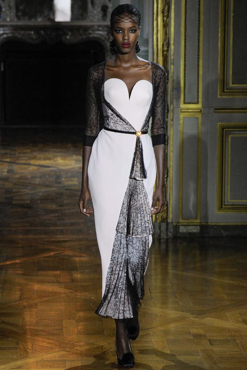 Ulyana Sergeenko Haute Couture FW 2015 Paris (19)