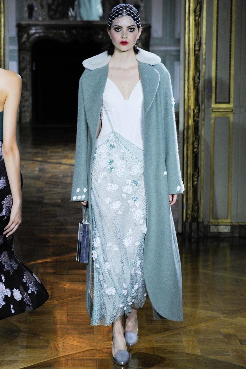 Ulyana Sergeenko Haute Couture FW 2015 Paris (24)