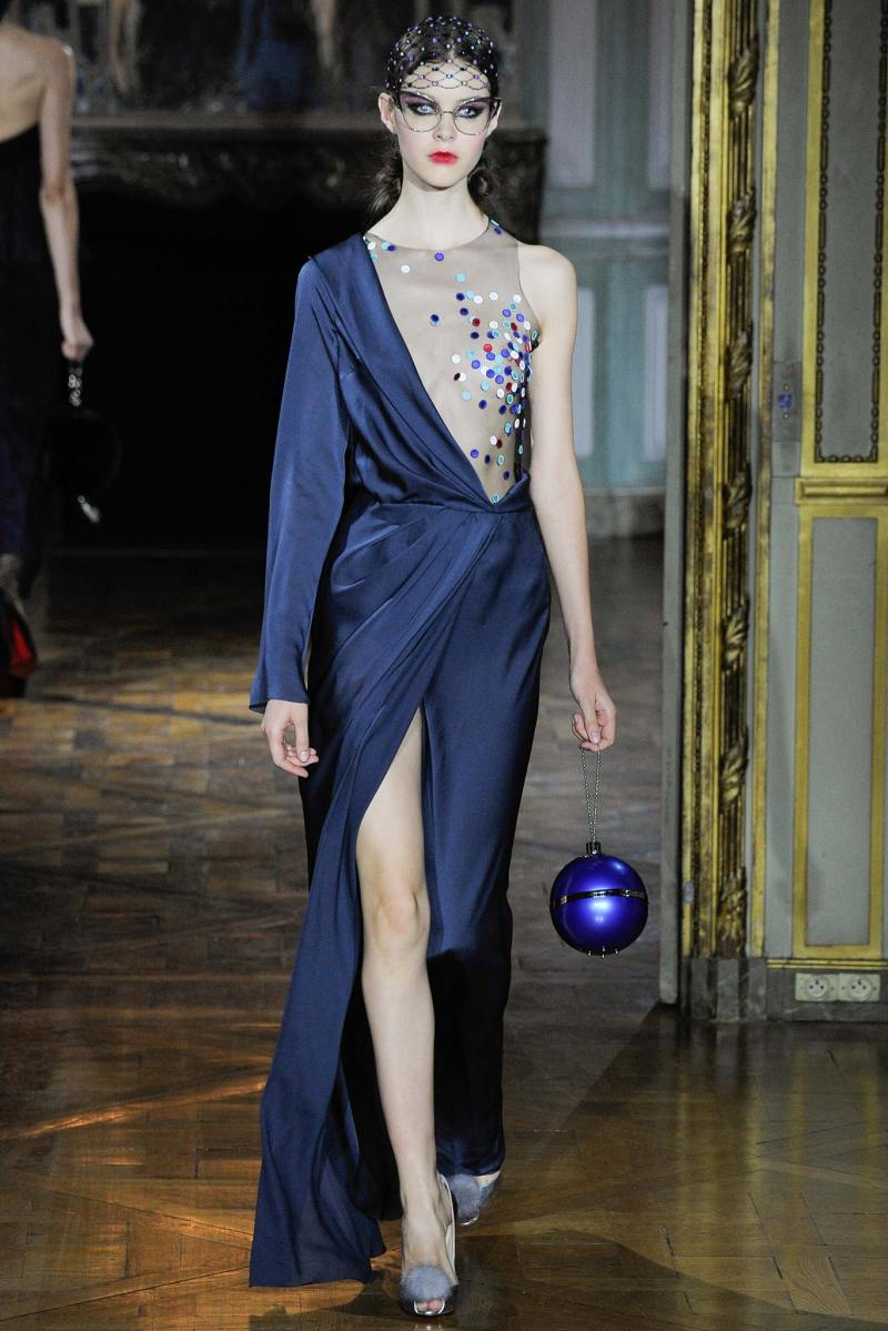 Ulyana Sergeenko Haute Couture FW 2015 Paris (30)
