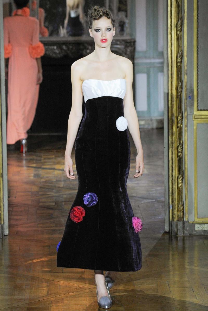 Ulyana Sergeenko Haute Couture FW 2015 Parigi (34)