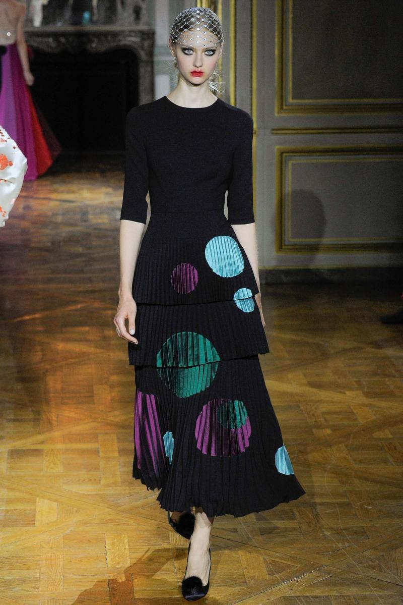 Ulyana Sergeenko Haute Couture FW 2015 Paris (37)