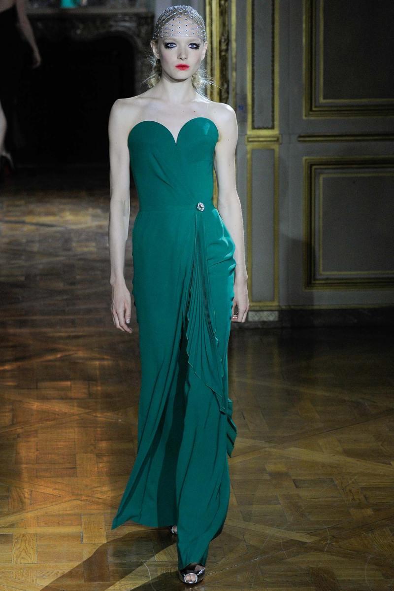 Ulyana Sergeenko Haute Couture FW 2015 Paris (5)