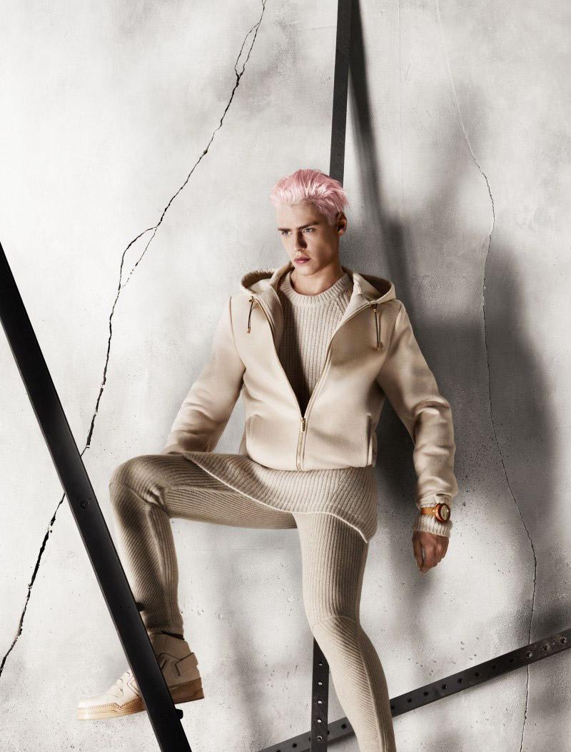 Versace Menswear FW 2015 Ad Campaign (4)