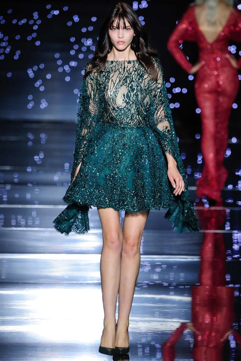 Zuhair Murad Haute Couture FW 2015 Paris (10)