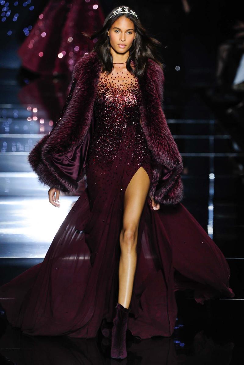 Zuhair Murad Haute Couture FW 2015 Paris (2)