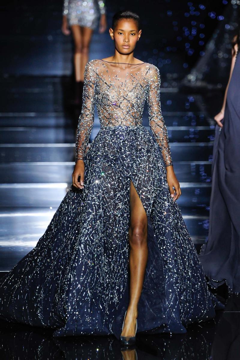 Zuhair Murad Haute Couture FW 2015 Paris (26)
