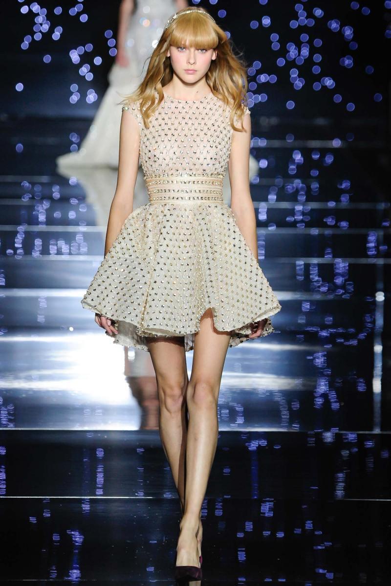 Zuhair Murad Haute Couture FW 2015 Paris (30)