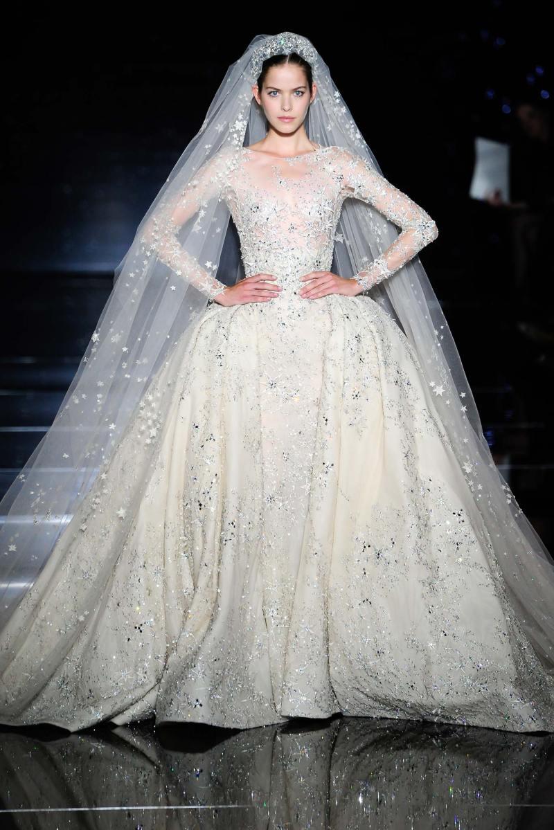 Zuhair Murad Haute Couture FW 2015 Paris (35)
