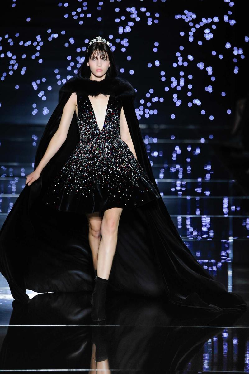 Zuhair Murad Haute Couture FW 2015 Paris (36)