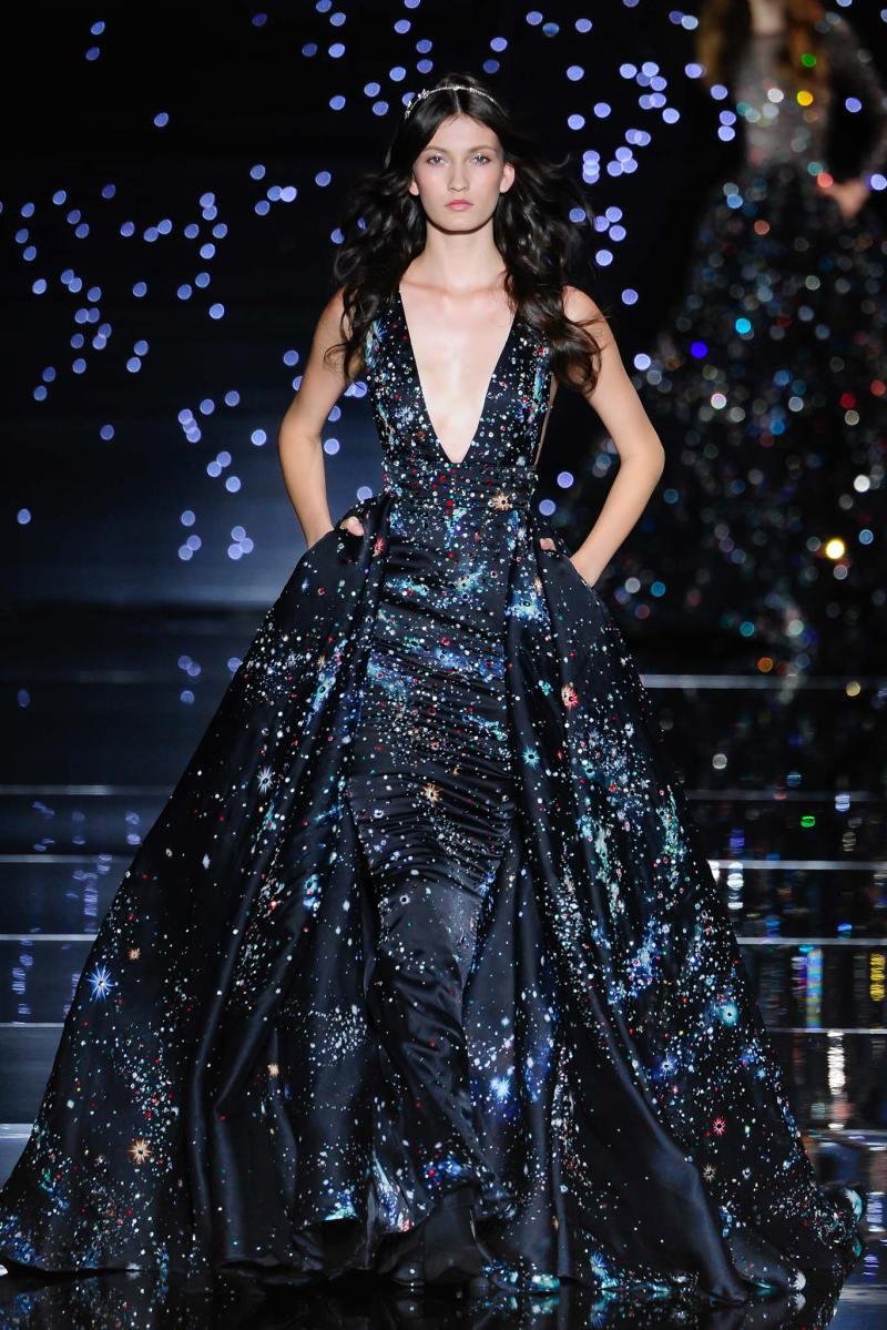 Zuhair Murad Haute Couture FW 2015 Paris (39)