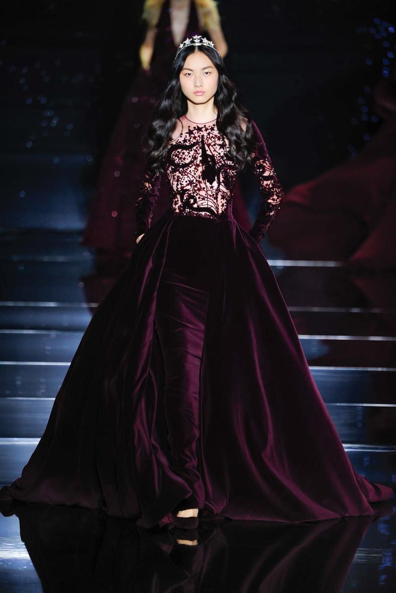 Zuhair Murad Haute Couture FW 2015 Paris (4)