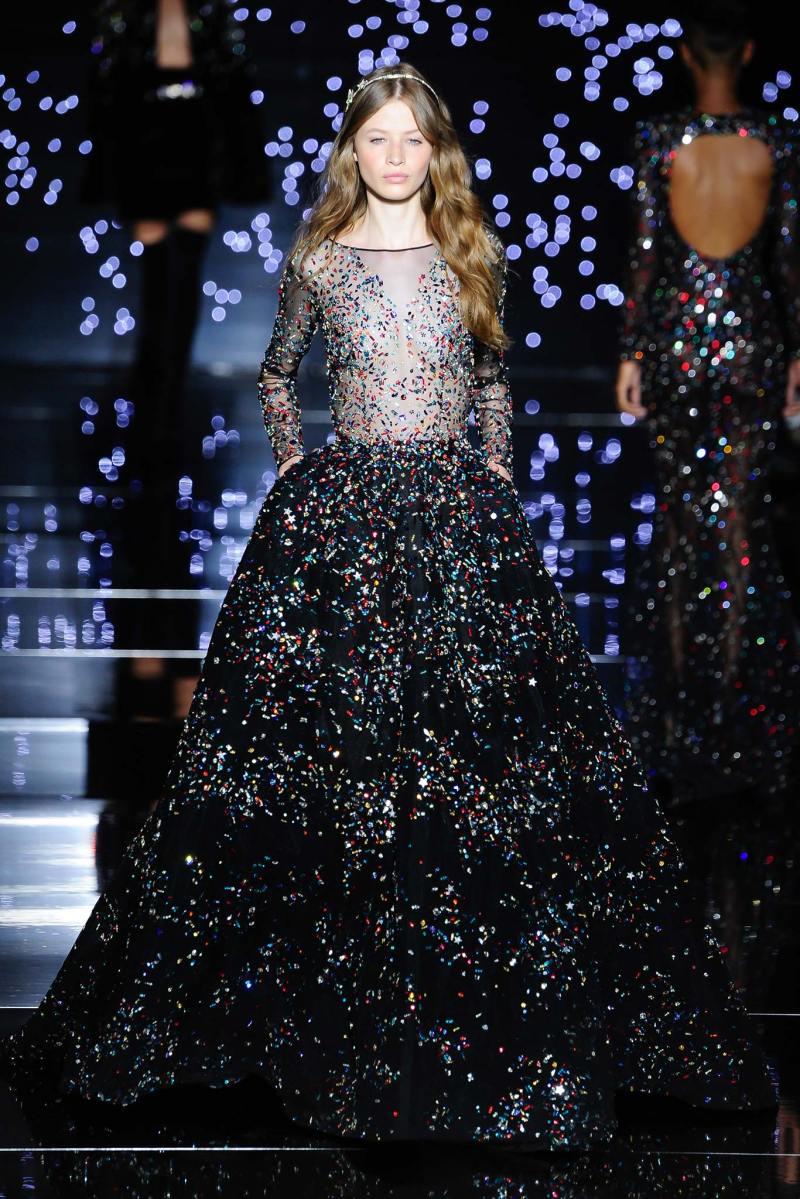 Zuhair Murad Haute Couture FW 2015 Paris (40)