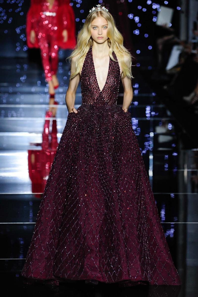 Zuhair Murad Haute Couture FW 2015 Paris (5)