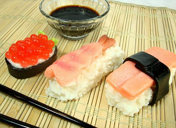 Sushi Soap
