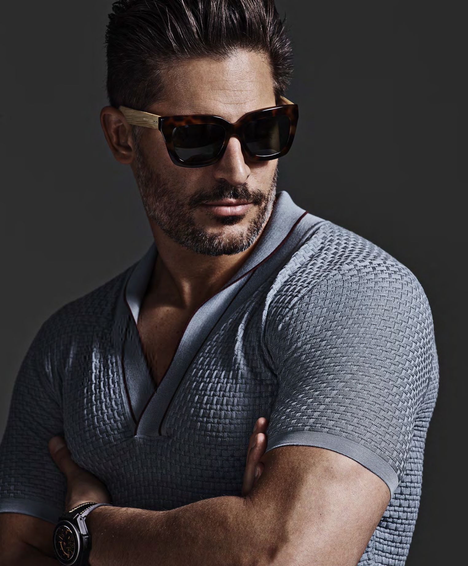 JOE MANGANIELLO by NINO MUNOZ