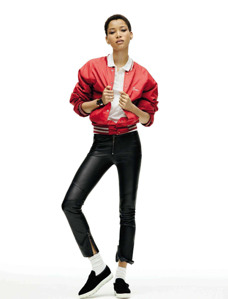 Vogue Spain - Agosto 2015
