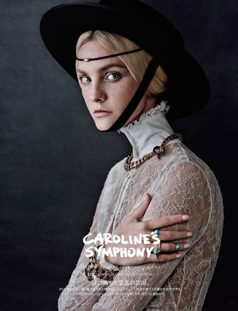 Caroline's Symphony by Giampaolo Sgura  (2)